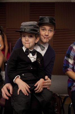 Mini Glee Kurt