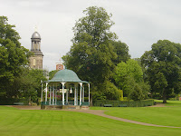 Bandstand, Shrewsbury