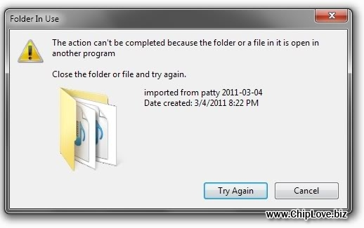 LockHunter 2.0 Free - Xóa tập tin cứng đầu - Image 1