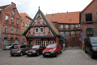 Najstarija kuća u Lauenburug