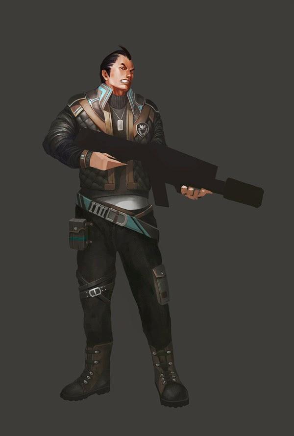 Game bắn súng của JOY Entertainment là Chiến Binh 2