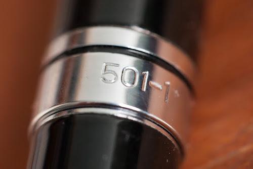 Hero fountain pen 501-1