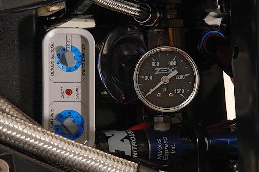 suzuki gsxr 1100 1340  streetfighter drag