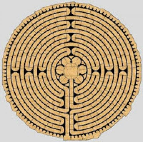 Walking A Sacred Path Labyrinth Enthusiasts Join For Gathering In Oklahoma City