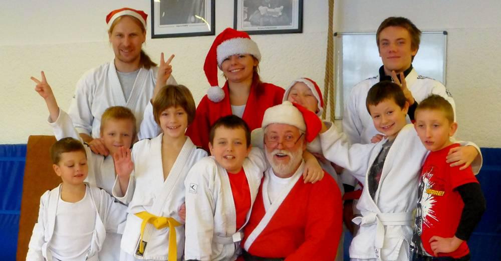 Impreza Mikołajowa dla dzieci Sadyba