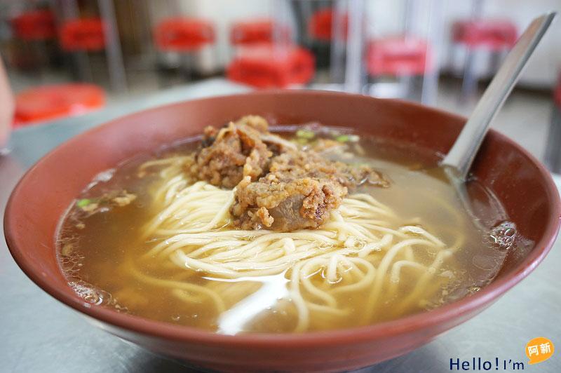 中南排骨酥麵-2