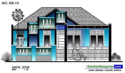Desain rumah renovasi di bekasi