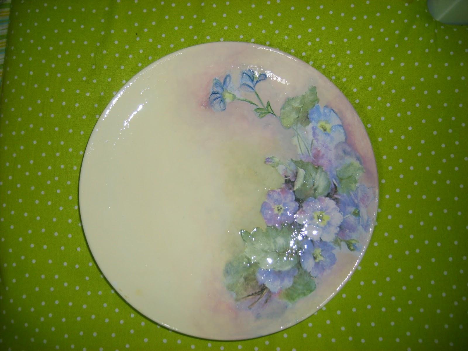 L 39 albero creativo piatto i fiori blu for Albero con fiori blu
