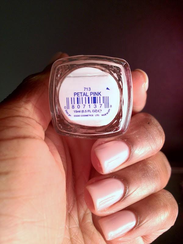 Essie: Petal Pink