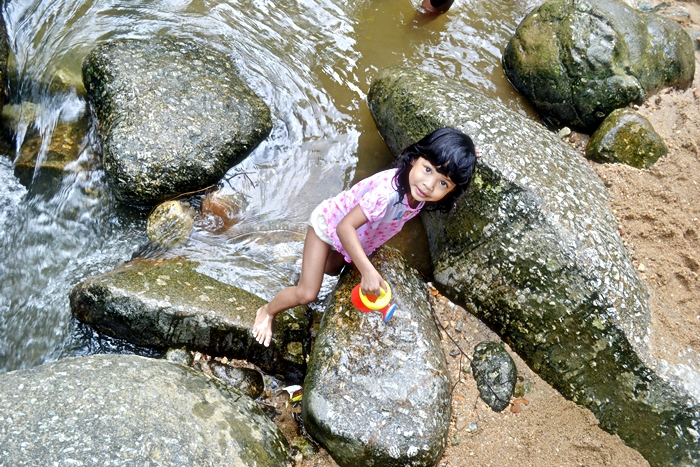 Budak Gunung Ganang Burmese Pool Taiping
