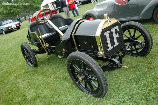 Isotta-Franschini Type FE, 1908 г.