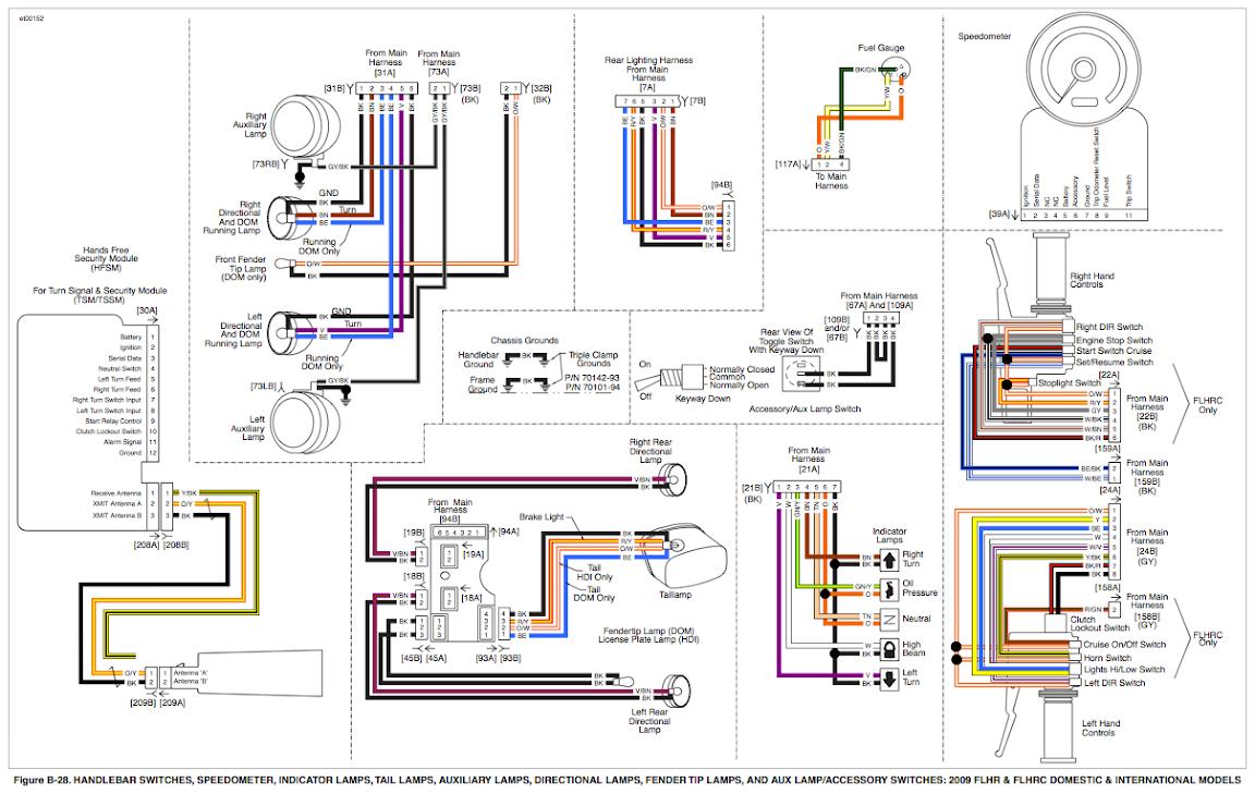 Diagram  Street Glide Speedometer Wiring Diagram Full Version Hd Quality Wiring Diagram
