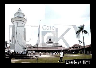 Mesjid Banten Lama