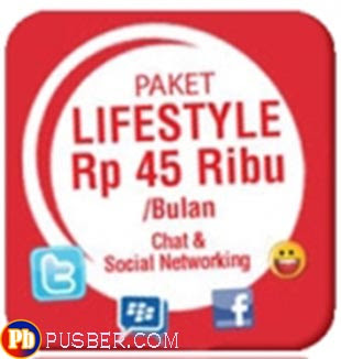 Paket Blackberry Telkomsel Lifestyle