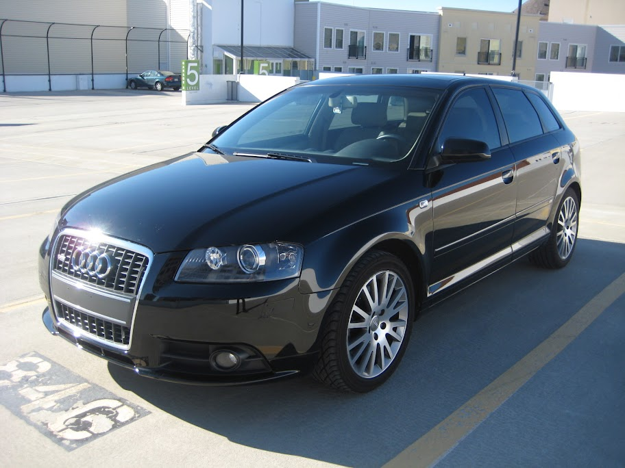 2007 audi a3 2 0t s line dsg rockville md. Black Bedroom Furniture Sets. Home Design Ideas