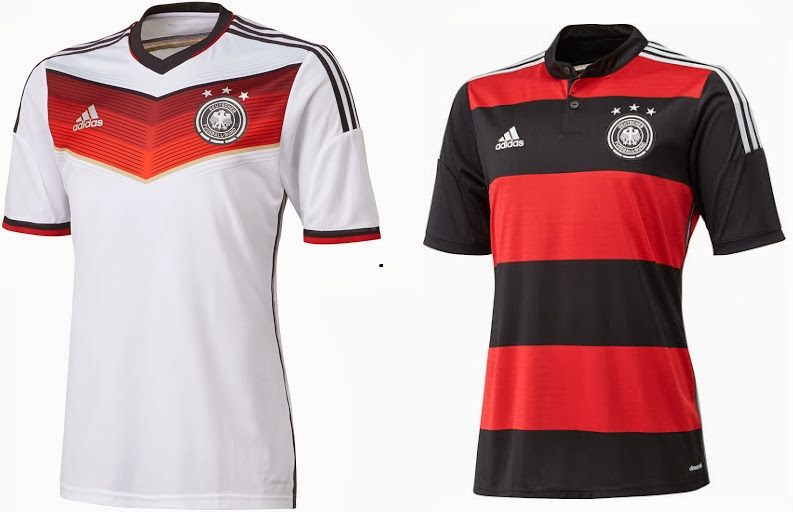 FIFA World Cup 2014 Kits