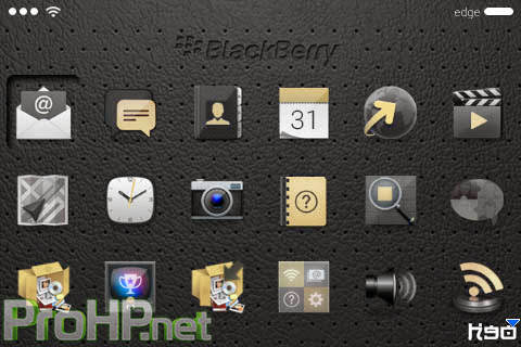 NEXUS Gold Edition for BlackBerry Preview 3