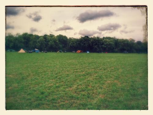 Bedgebury Camping at Bedgebury Camping