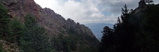 Une traversée de vallon qui n'est rien d'autre que celui du Negrettu