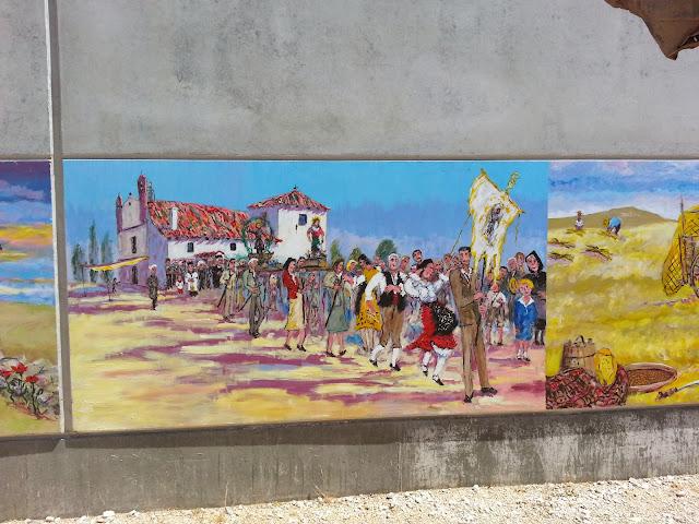 La romería en Valladolid,de Pascual Aranda