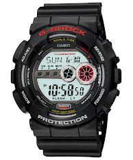 Casio G-Shock : GA-120-1A