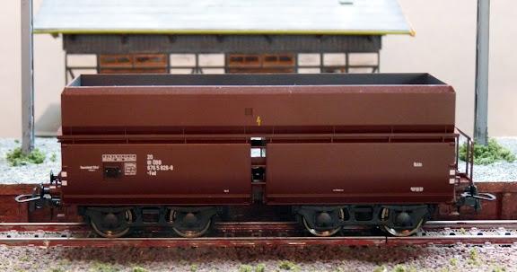 Roco 67945 ertswagen
