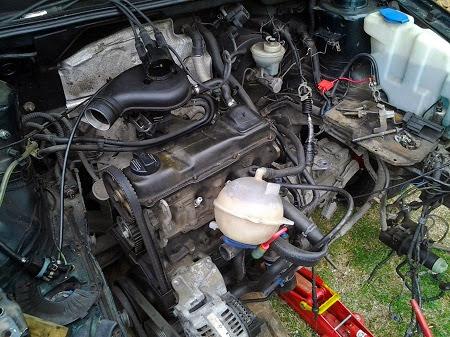 kitiiz: VW Vento 1.8T  Vanhakone3
