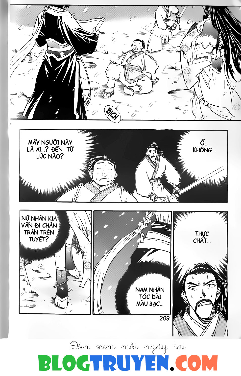 Thiên Lang Liệt Truyện Scan Chap 102 - Truyen.Chap.VN