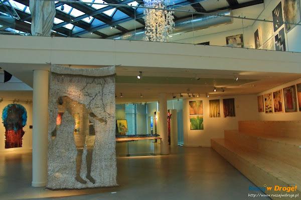 Muzeum Miasta Gdyni - wystawa plecionkarstwa
