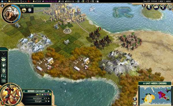 Civilization V: Brave New World (2013) Full PC Game Single Resumable Download Links ISO File For Free