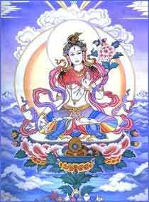 Mother Goddess Tara Image