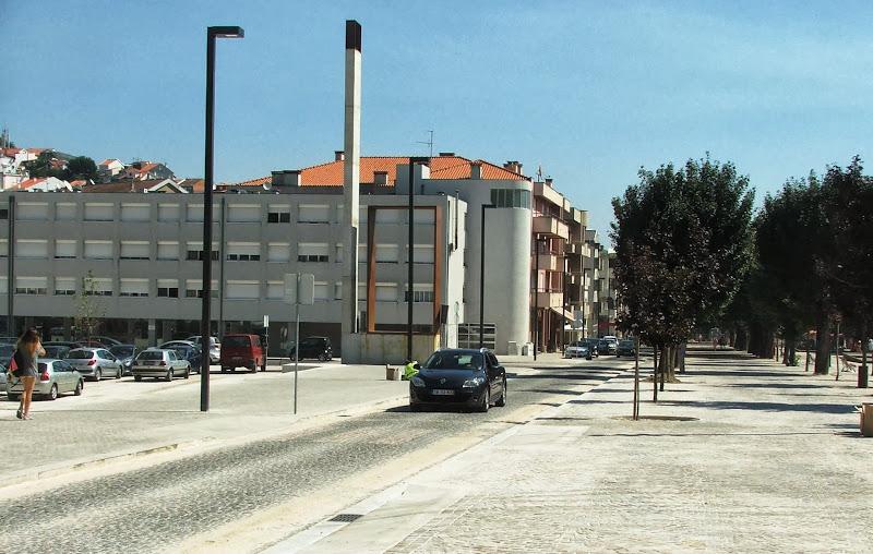 Lamego abre de novo avenida histórica aos peões e à circulação automóvel