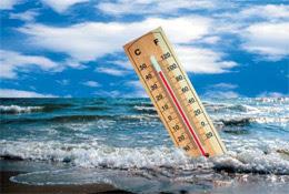 Das Klima der Ukraine