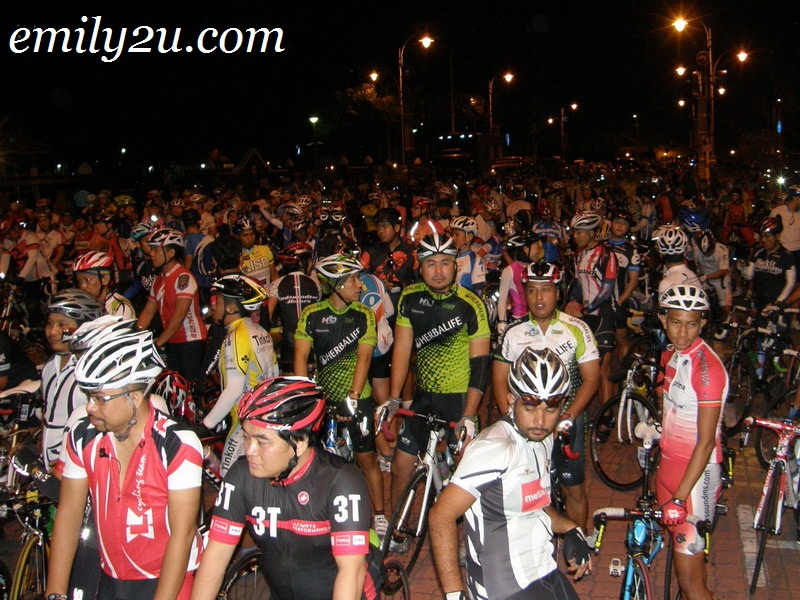 Century Ride Malaysia particpants