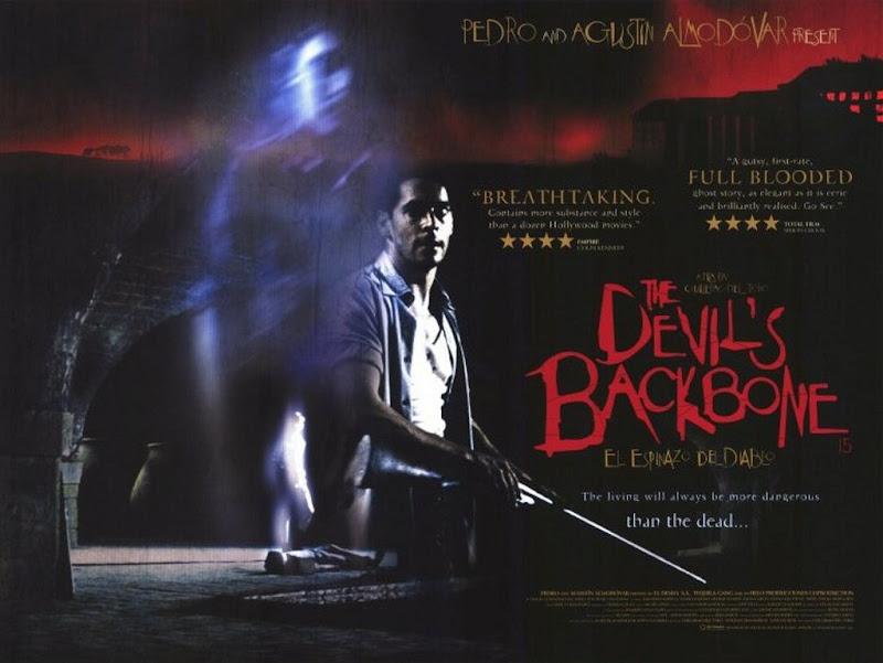 Devils Backbone movie poster