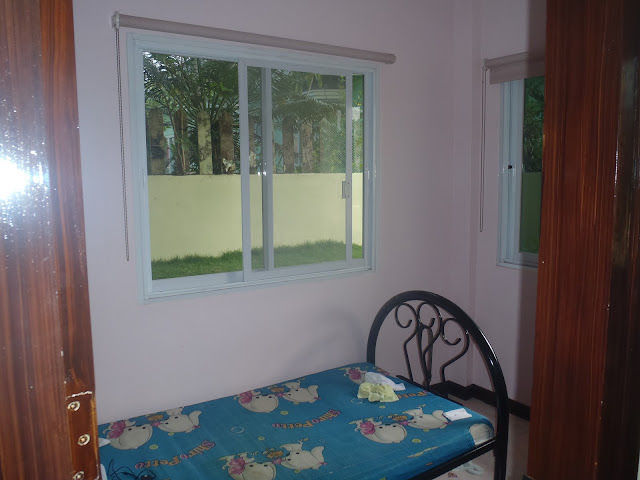 Dipolog house and lost for sale - open plan living area