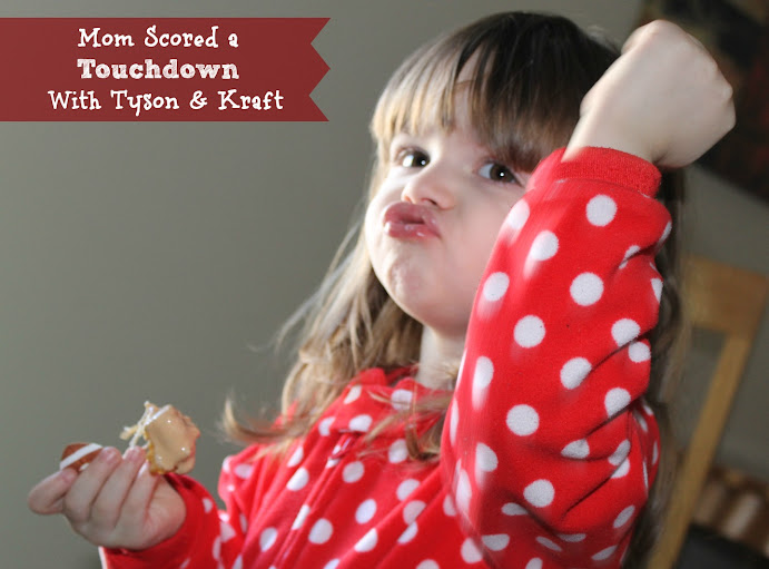 Tyson and Kraft Game Day Snacks #SuperMoments #ad #cbias