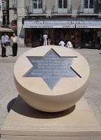 Monumento em Lisboa em homenagem aos Judeus mortos no massacre de 1506