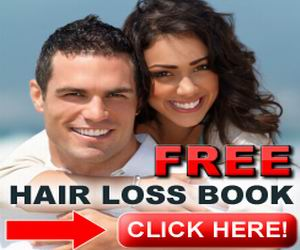 hair loss book