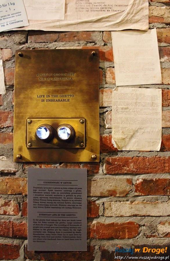 muzeum powstania warszawskiego - projekcje filmowe