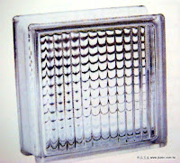 裝潢五金 品名:C01-玻璃磚 規格:19*19CM 顏色:透明 玖品五金