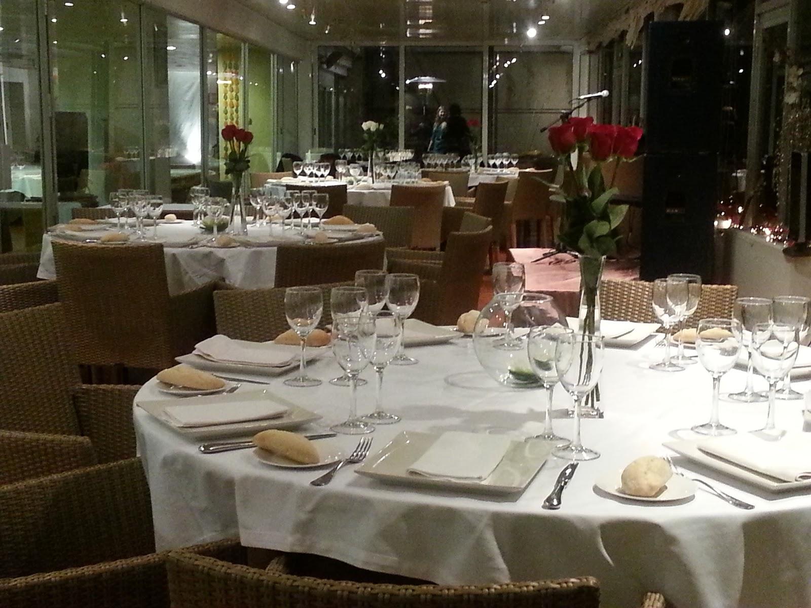 restaurante en madrid centro