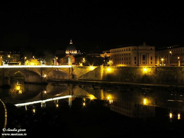 Roma noaptea, Tibrul