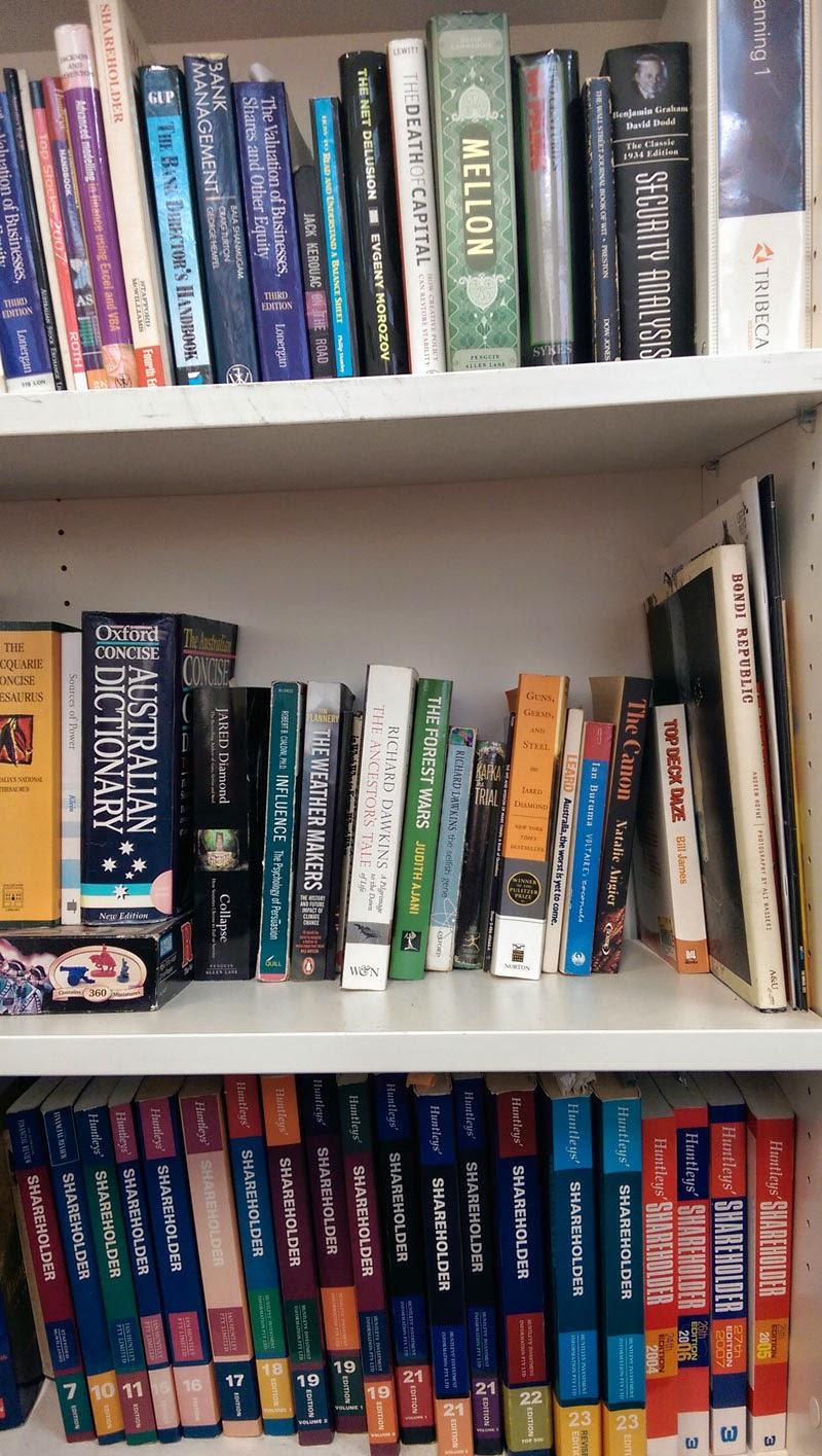 Bookshelf day 5