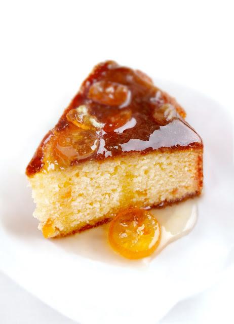 torta kumquat canditi