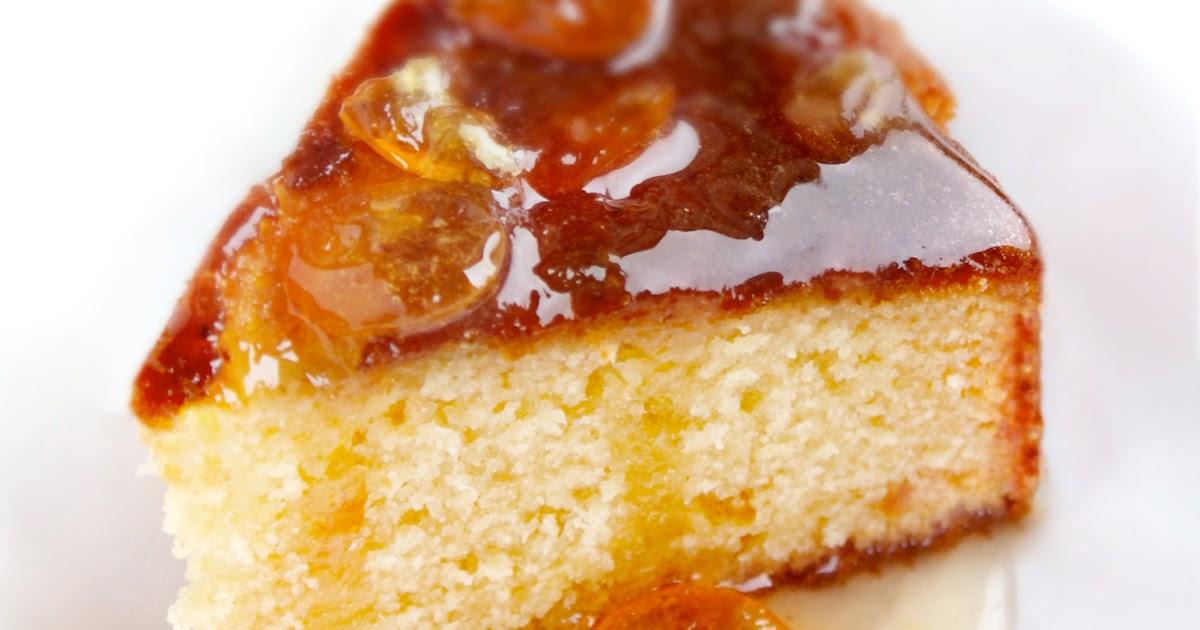 esperimento 46 torta con kumquat canditi On decorazione kumquat