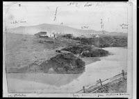 The camp at Otahuhu