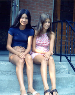 Mary Szeto and Julie Shephard