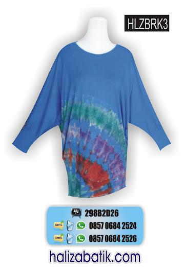 grosir batik pekalongan, Gambar Seragam, Baju Blus, Model Blus Batik