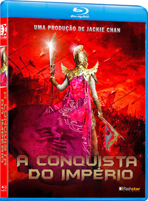 Filme Poster A Conquista do Império BDRip XviD Dual Audio & RMVB Dublado